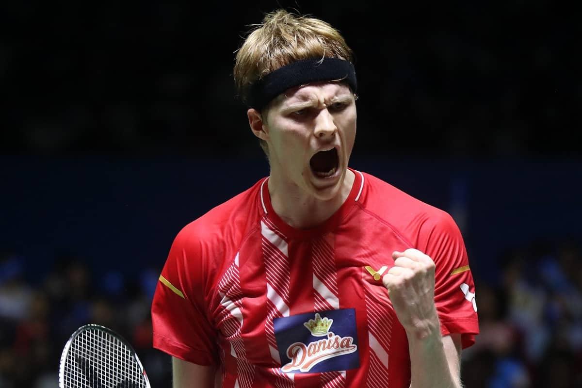 Vilde Anders Antonsen vinder Indonesian Masters