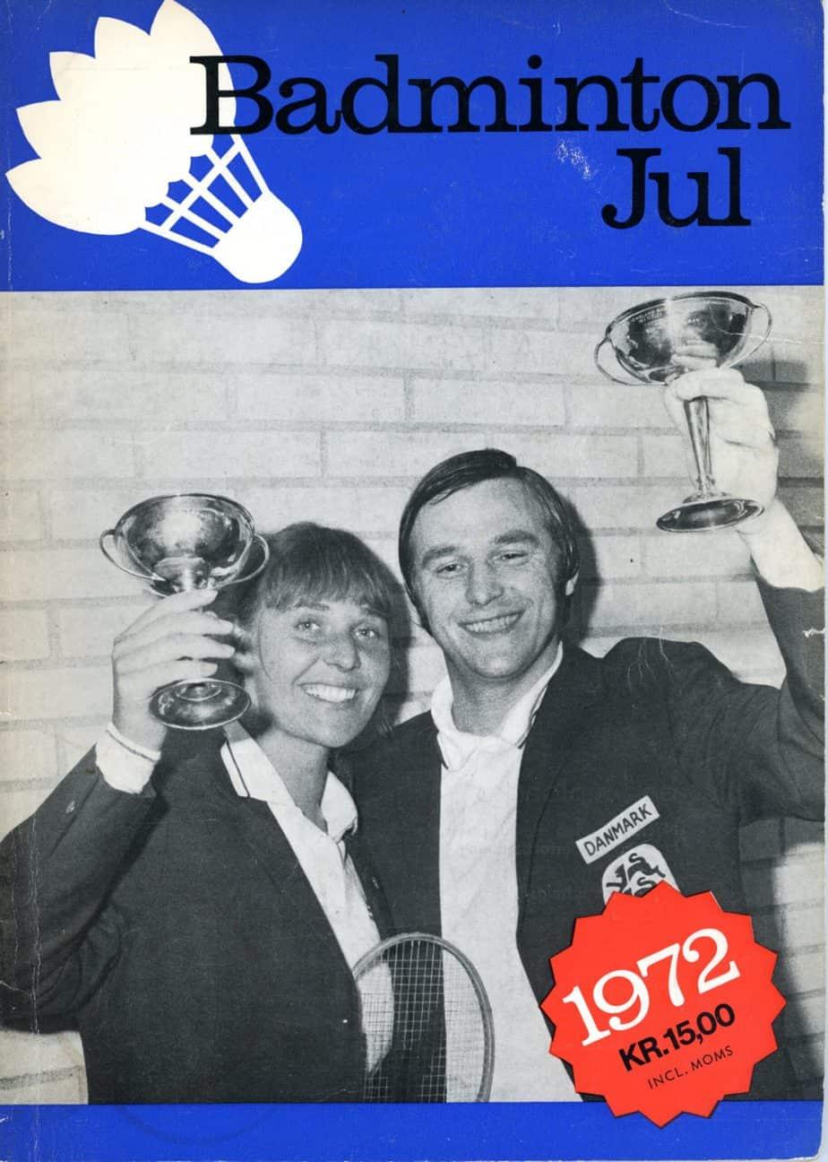 Forside Badminton Revy 1972