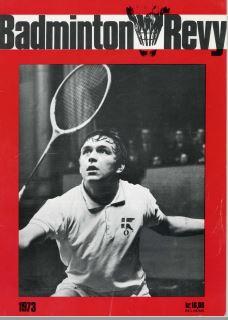 Forside Badminton Revy 1973