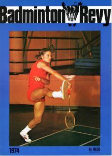 Forside Badminton Revy 1974
