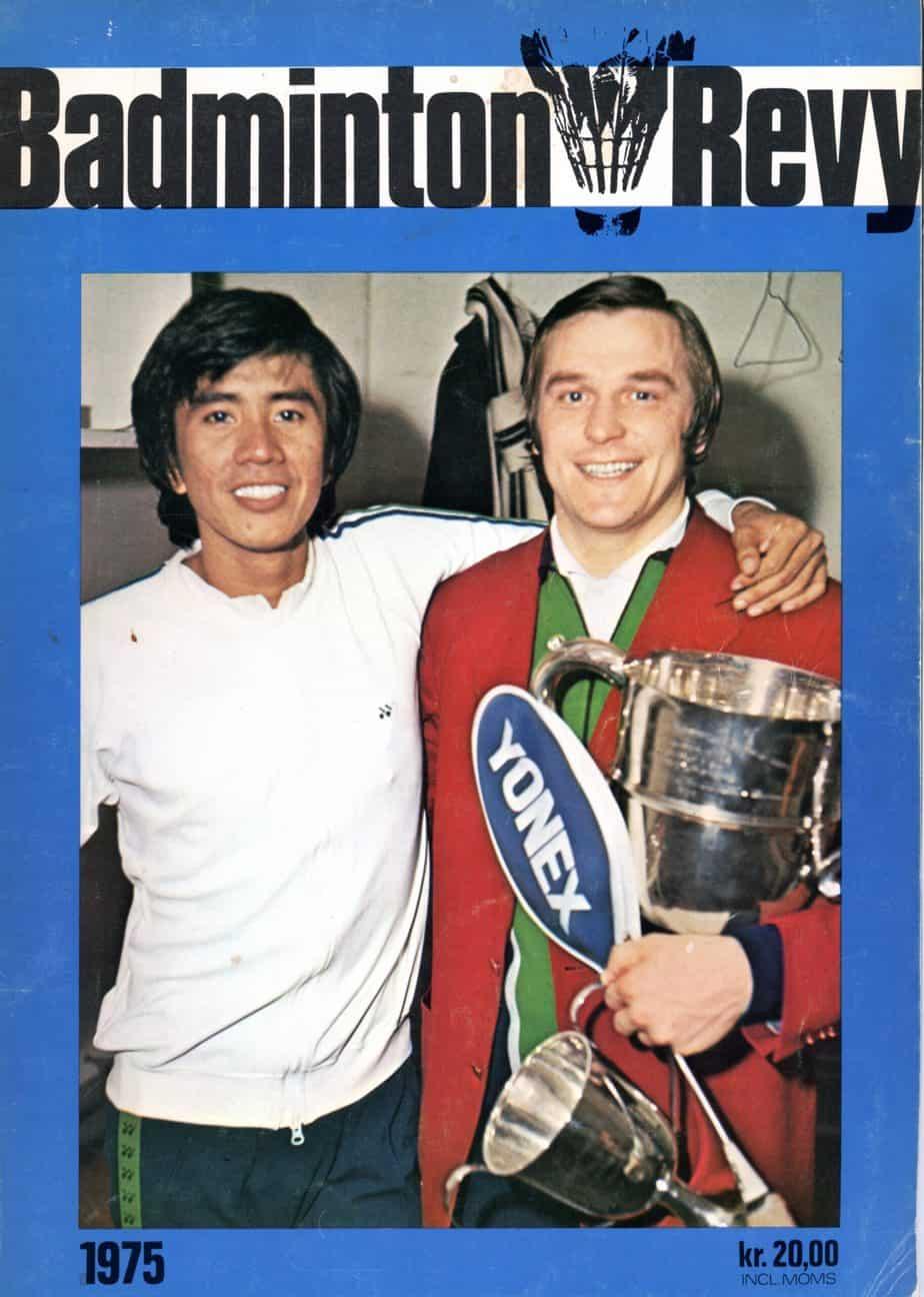 Forside Badminton Revy 1975