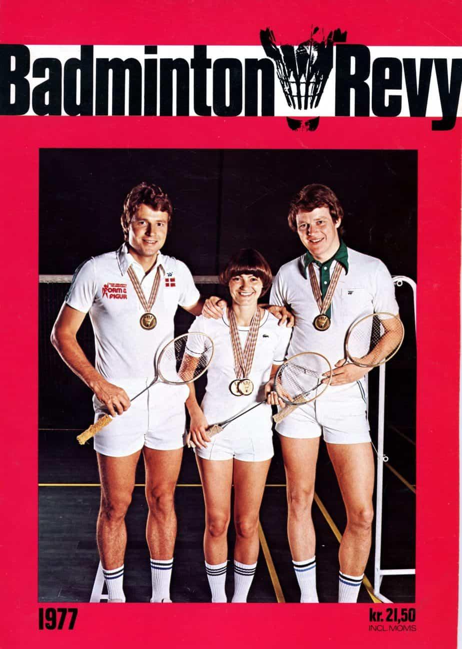 Forside Badminton Revy 1977