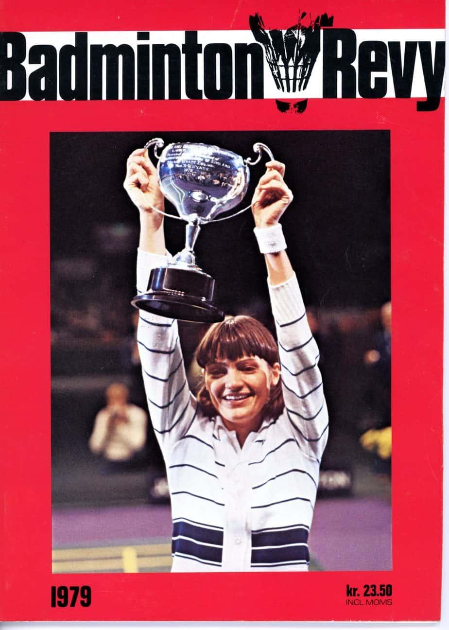 Forside Badminton Revy 1979