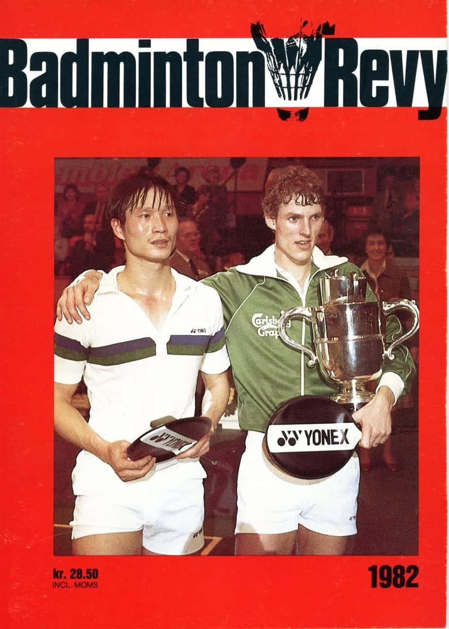 Forside Badminton Revy 1982