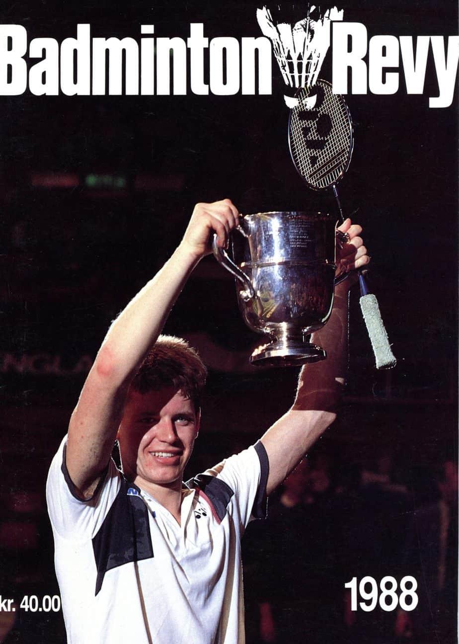 Forside Badminton Revy 1988
