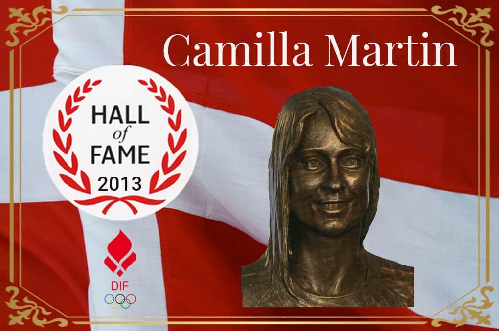 Camilla Martin HALL Of FAME