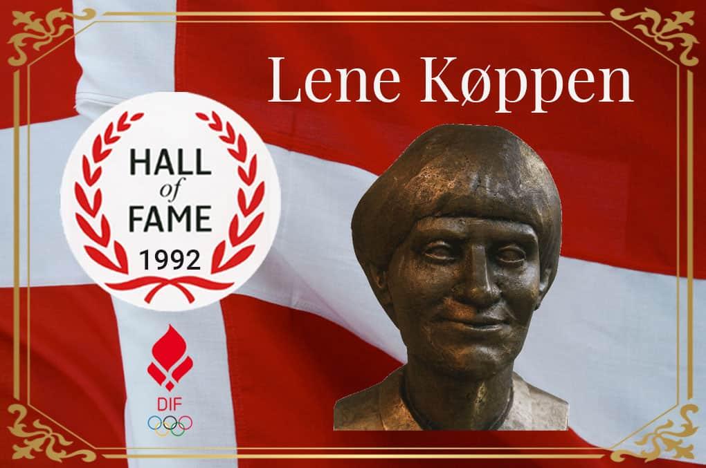 Lene Køppen Hall Of Fame