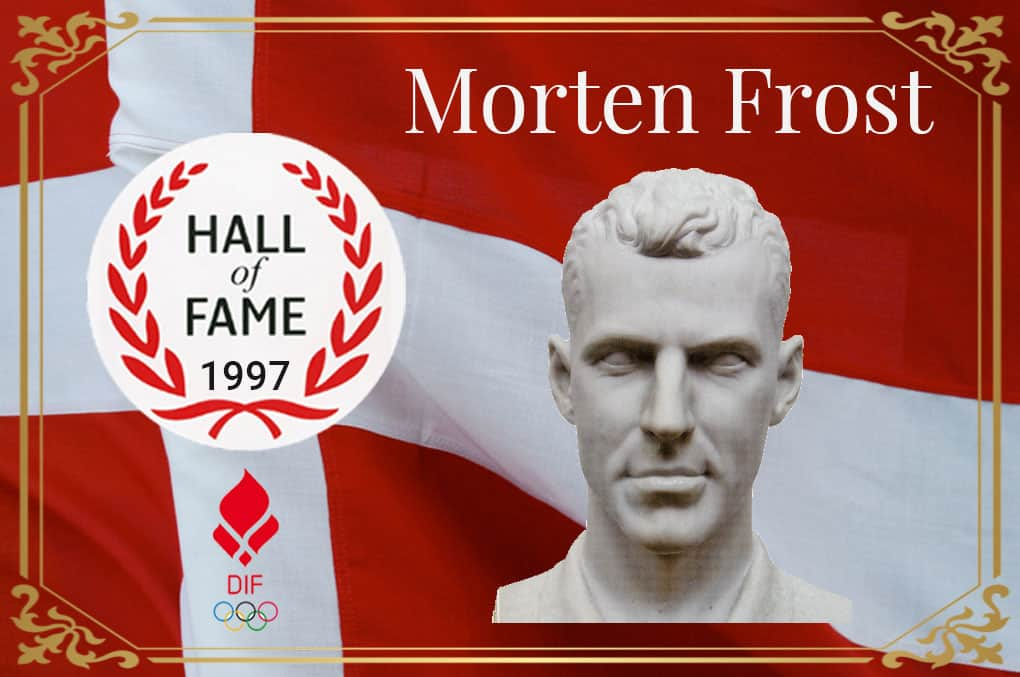 Morten Frost HALL Of FAME