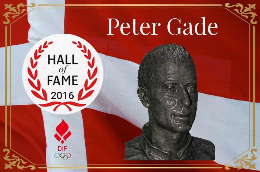 Peter Gade HALL Of FAME