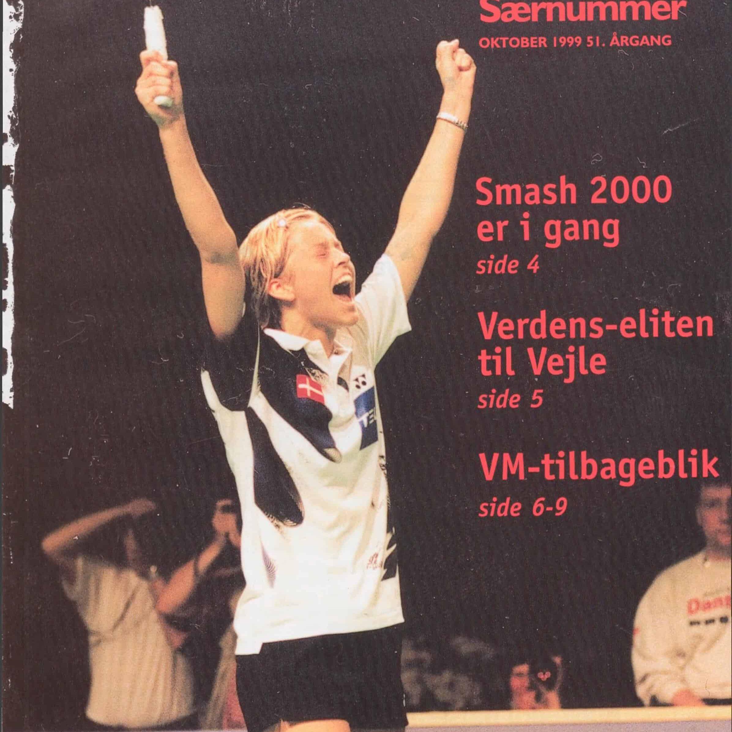Særnummer Af Badminton 1999 (1)