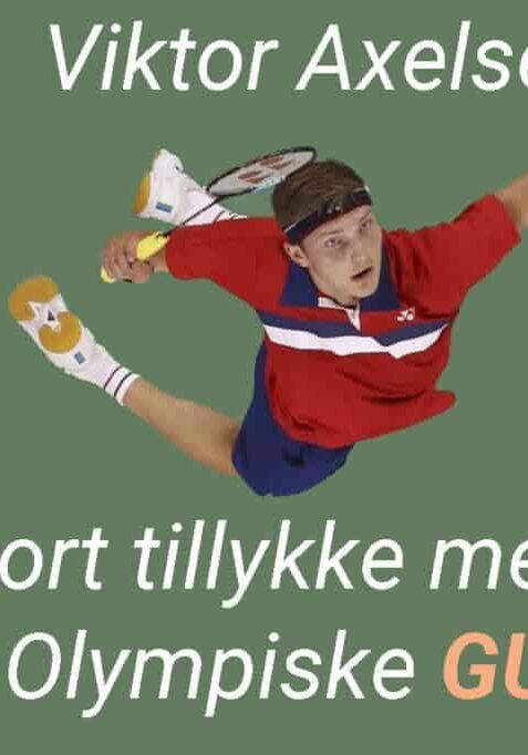 Tillykke-Viktor